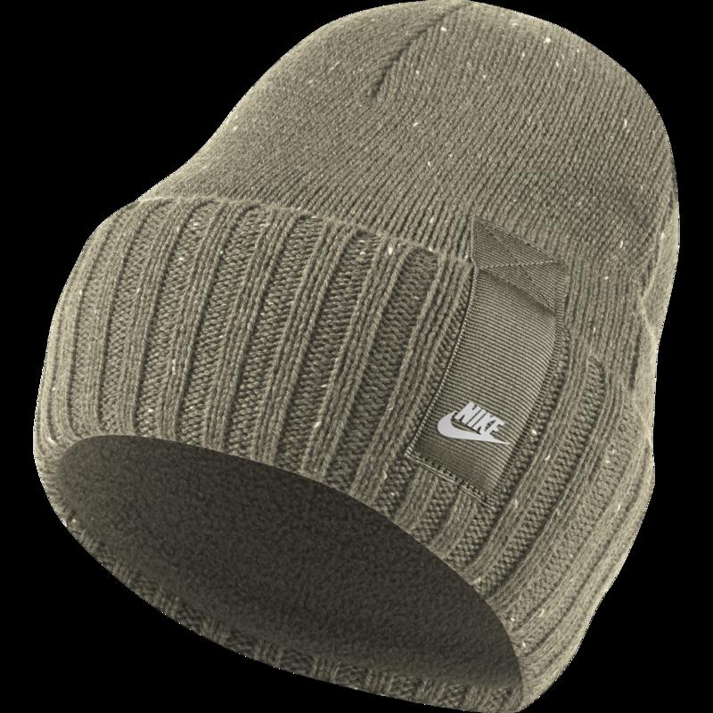 Nike Nike Sportswear Cuffed Beanie Futura Olive  CW6322 342