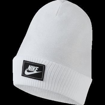 Nike Nike Sportswear Cuffed Beanie  White CW6323 100