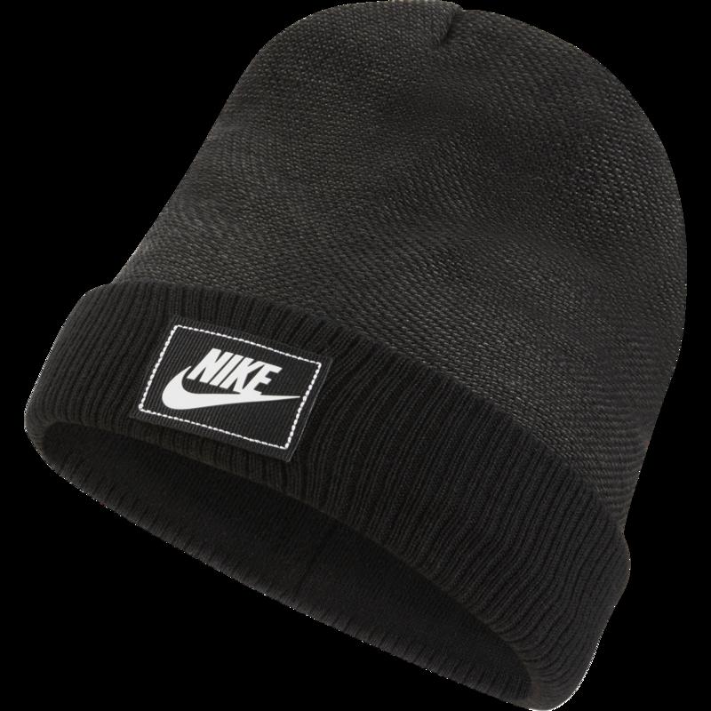 Nike Nike Sportswear Cuffed Beanie Black CW6323 010
