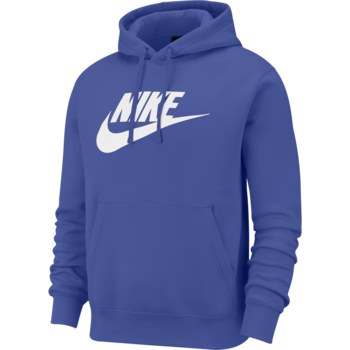 Nike Nike Men's NSW Club Hoodie Pullover Royal Pulse BV2973 430