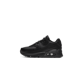 Nike Nike Air Max 90 LTR Preschool Black/Black CD6867 001