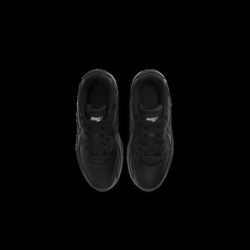 Nike Nike Air Max 90 LTR Preschool Black/Black CD6867 001
