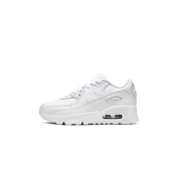 Nike Nike Air Max 90 LTR Preschool White/White CD6867 100