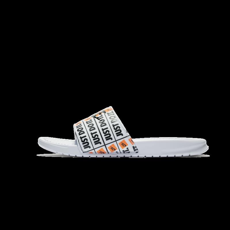 Nike Nike Men's Benassi JDI Print White 631261 102