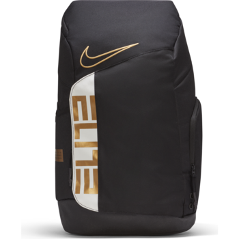 Nike Nike Elite Pro Basktball Backpack Black/White/Gold BA6164 013
