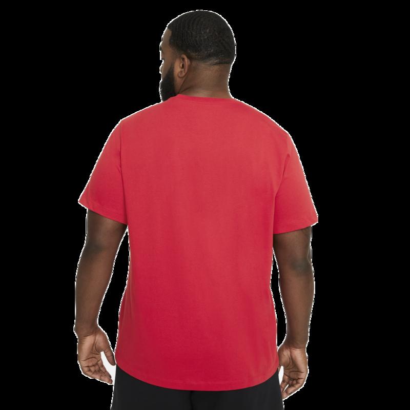 Air Jordan Air Jordan Men's Star Tee Red/White CZ8385 687