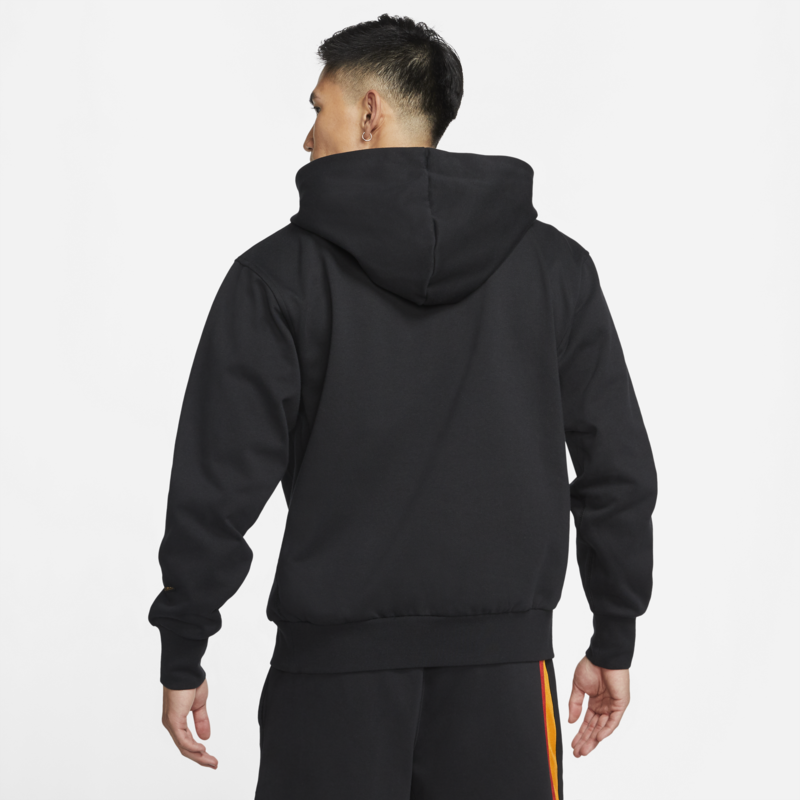 Nike Nike Men's Raygun Dri-fit Basketball Hoodie Black/White/Multi CV1993 010