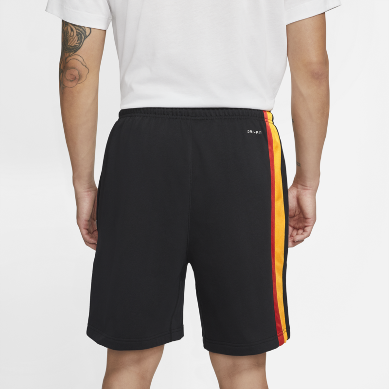 Nike Nike Men's Raygun Dri-fit Basketball Shorts Black/White/Multi CV1936 010
