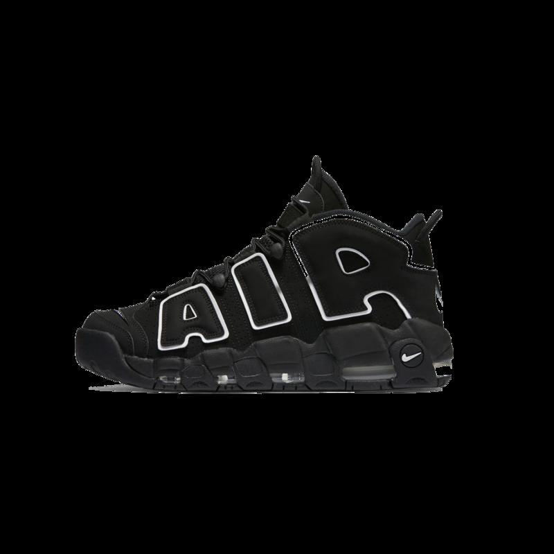 Nike Nike Air More Uptempo 'Black-White'  414962 002