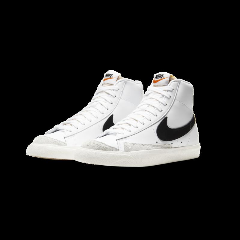 Nike Nike Women's Blazer Mid '77 Vintage 'White/Black' CZ1055 100