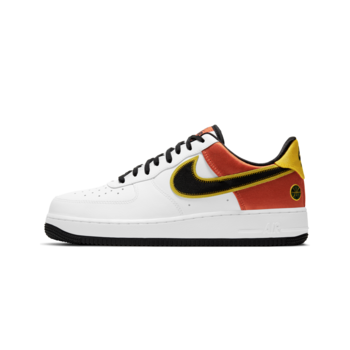 Nike Air Force 1 '07 LV8 Roswell Raygun White/Black/Orange Flash CU8070-100