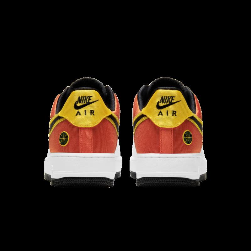Nike Air Force 1 '07 LV8 Roswell Raygun White/Black/Orange Flash CU8070-100