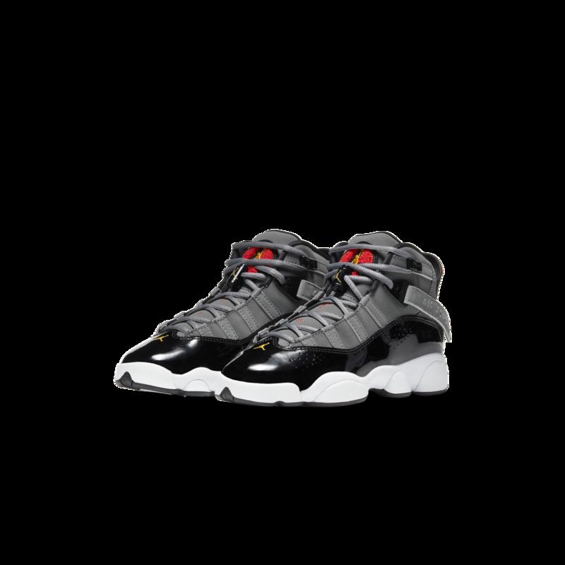 Air Jordan Air Jordan 6 Rings GS Smoke Grey 323419 022