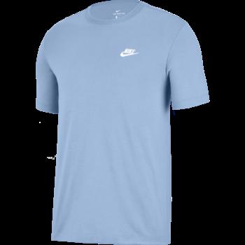 Nike Nike Sportswear Club Shirt PSYCHIC BLUE/WHITE AR4997 436 Powder Blue
