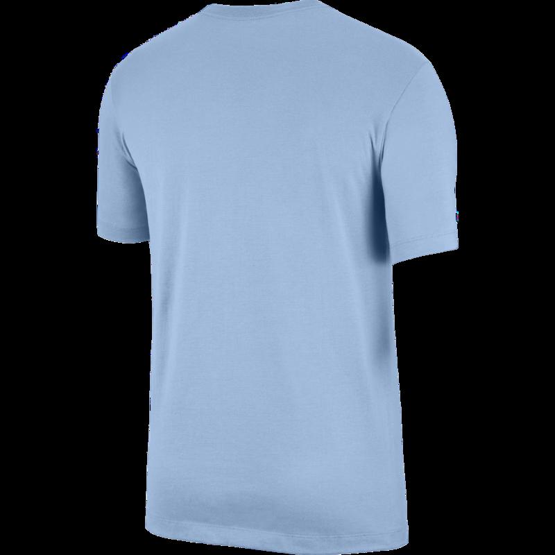 Nike Nike Sportswear Club Shirt PSYCHIC BLUE/WHITE AR4997 436