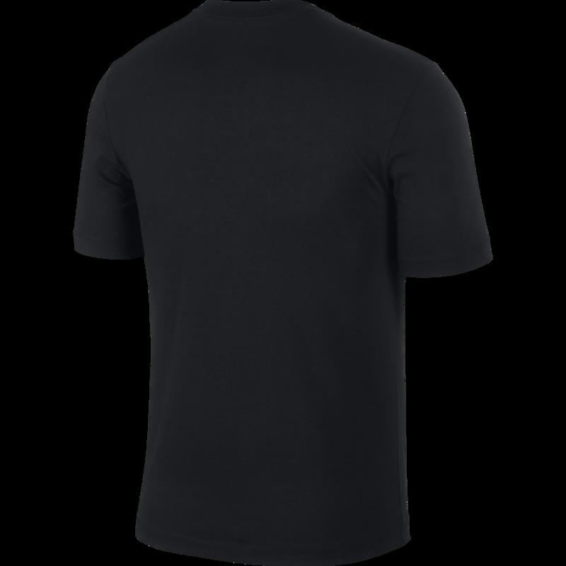 Nike Nike Men's Sportswear Icon Futura Tshirt 'Black' AR5004 010