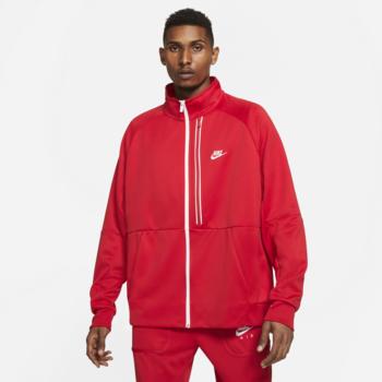 Nike Nike Men's Sportswear Tribute Full Zip Hoodie 'Red' DA0003 657