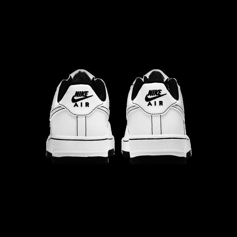 Nike Nike Air Force 1 (GS) 'White/ Black' CW1575 104