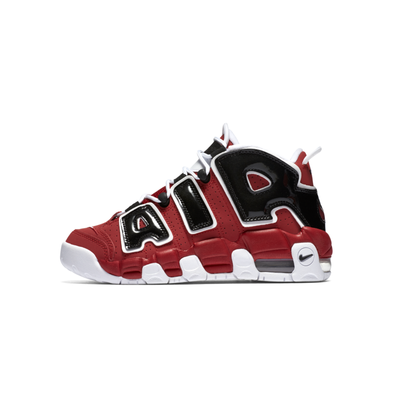 Nike Nike Air More Uptempo (GS) 'Varsity Red' 415082 600