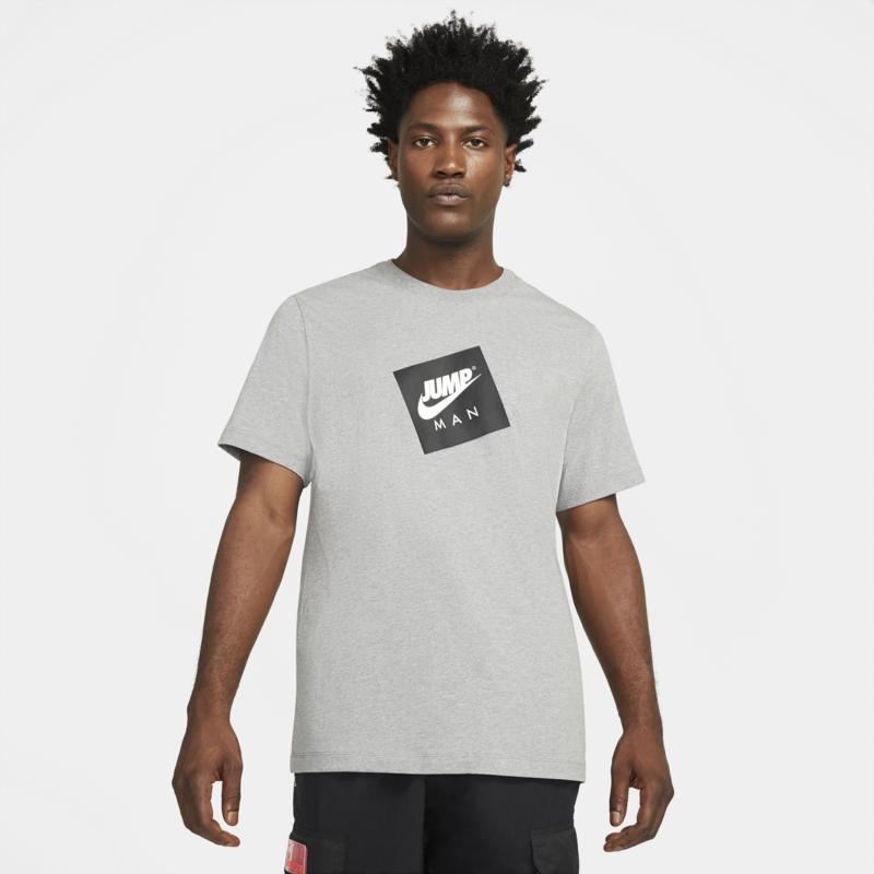 Air Jordan Air Jordan Men's Jumpman Box T-shirt 'Heather' DD0963 091