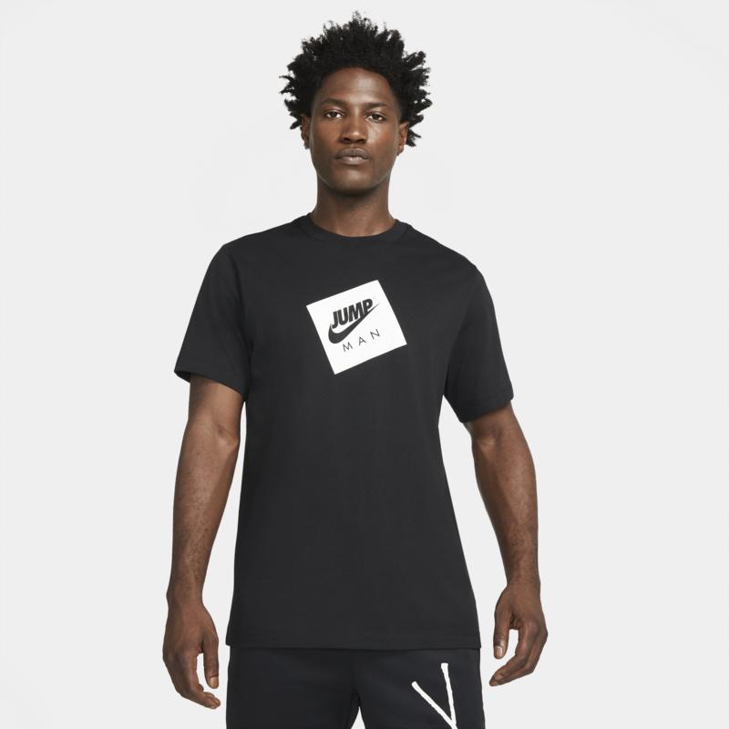 Air Jordan Air Jordan Men's Jumpman Box T-shirt 'Black' DD0963 010