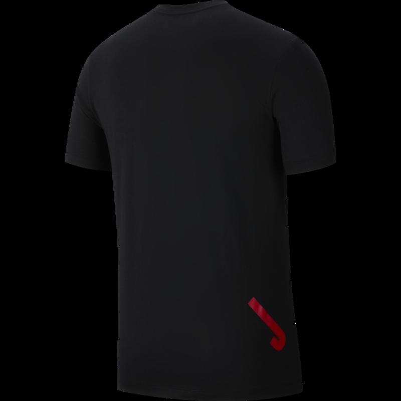 Air Jordan Air Jordan Men's HBR T-shirt 'Black' DA1894 010