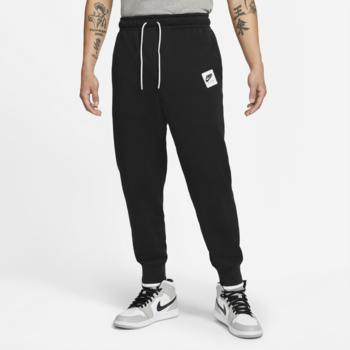 Air Jordan Air Jordan Men's Jumpman Classics Fleece Pants 'Black/White' CV2249 010