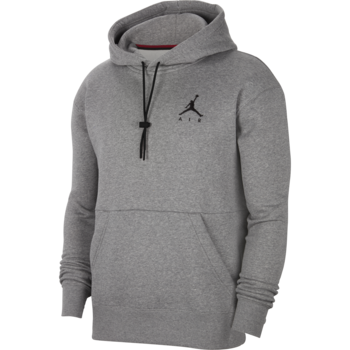 Air Jordan Air Jordan Men's Jumpman Air Fleece Pullover Grey/Black CK6684 091