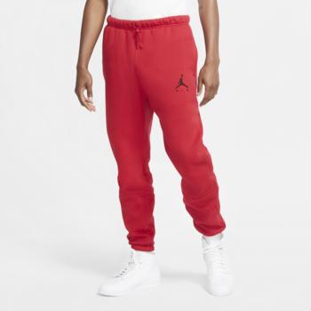 Air Jordan Air Jordan Men's Jumpman Air Fleece Pants 'Red/Black' CK6694 687