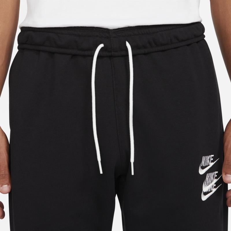 Nike Nike Men's World Tour Fleece Comfort Pant Black/White DD0884 010