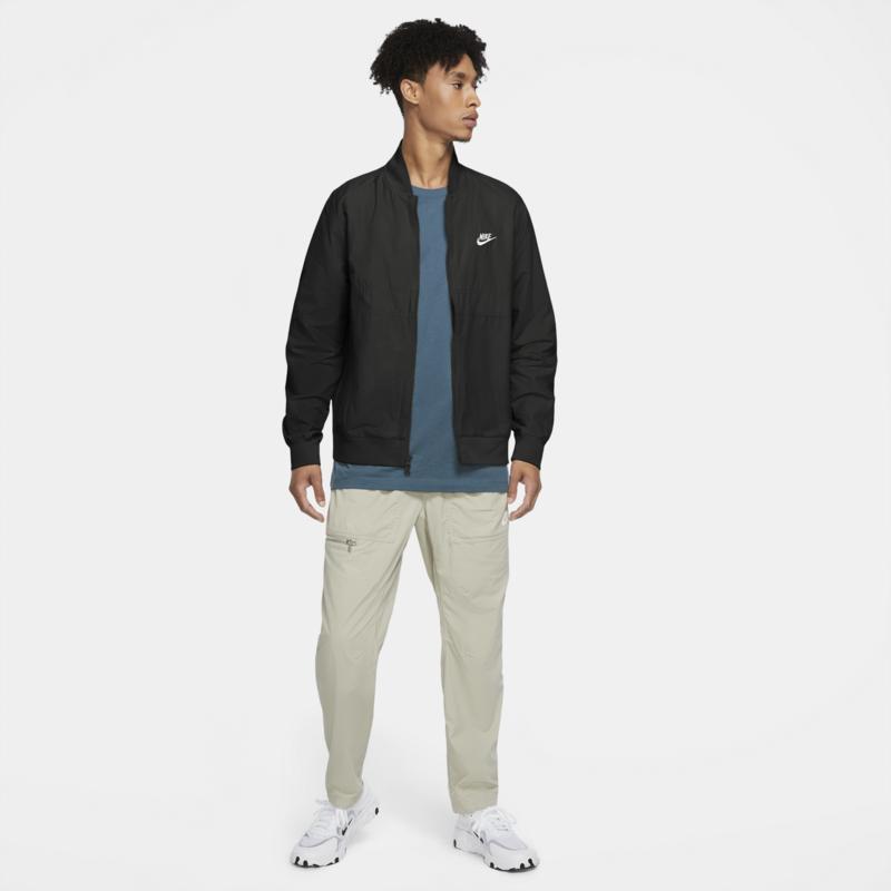 Nike Nike Men's Woven Players Jacket 'Black' CU4311 010