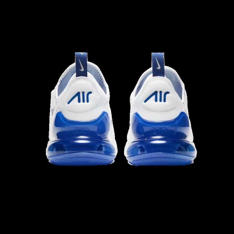 Nike Nike Men's Air Max 270 'White/Racer Blue' DH0268 100