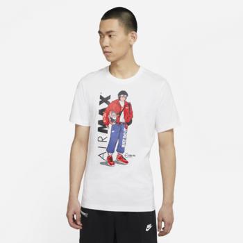 Nike Nike Manga Hype Man Tee 'White' DB6157 100
