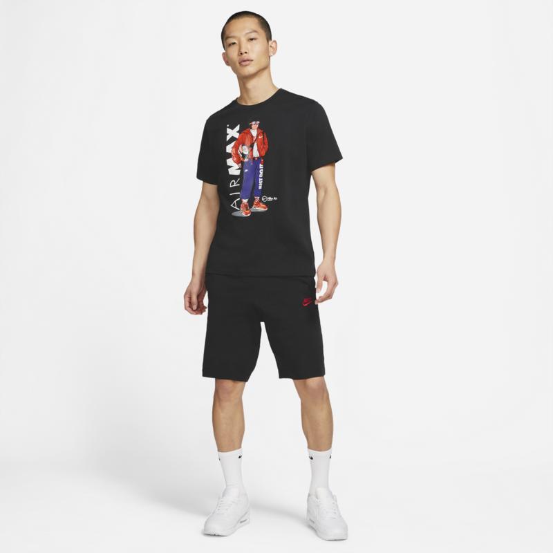 Nike Nike Manga Hype Man Tee 'Black' DB6157 010