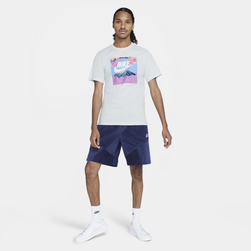 Nike Nike Men's Sportwear Manga Tshirt 'White' DB6153 025