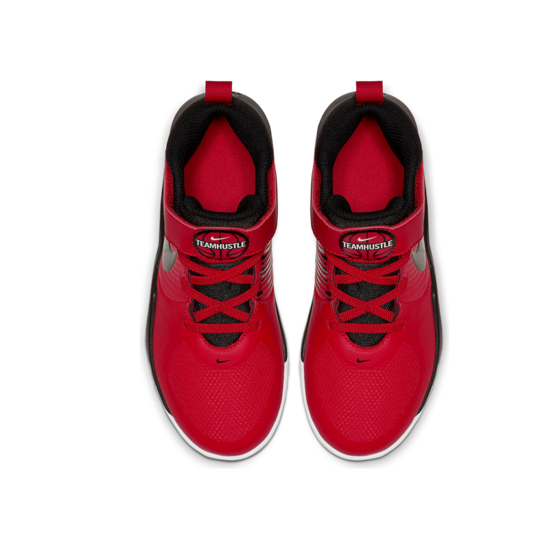 Nike Nike Team Hustle D9 PS 'University Red' AQ4225 600
