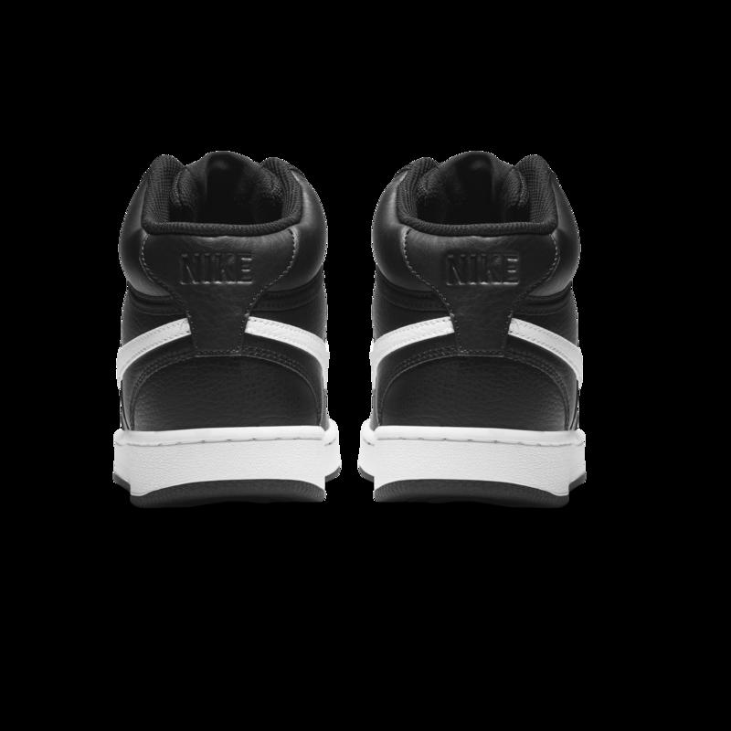 Nike Nike Women's Court Vision Mid 'Black/White' CD5436 001