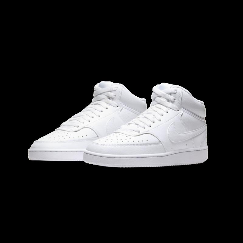 Nike Nike Women's Court Vision Mid 'White/White' CD5436 100