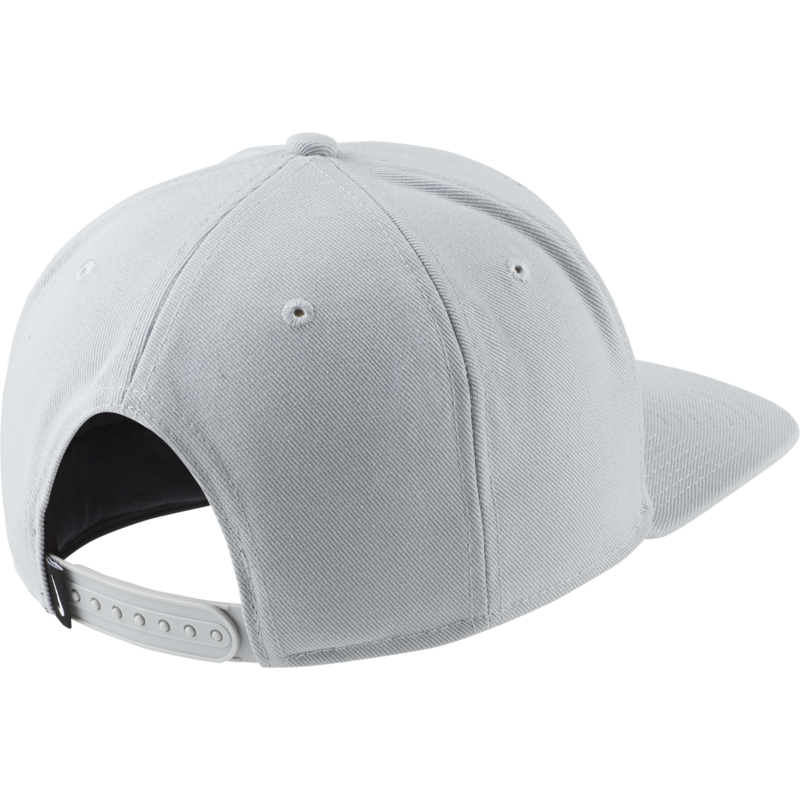 Nike Nike Sportswear Dri-Fit Pro Futura Cap 'Light Smoke Grey/Black'  891284 077