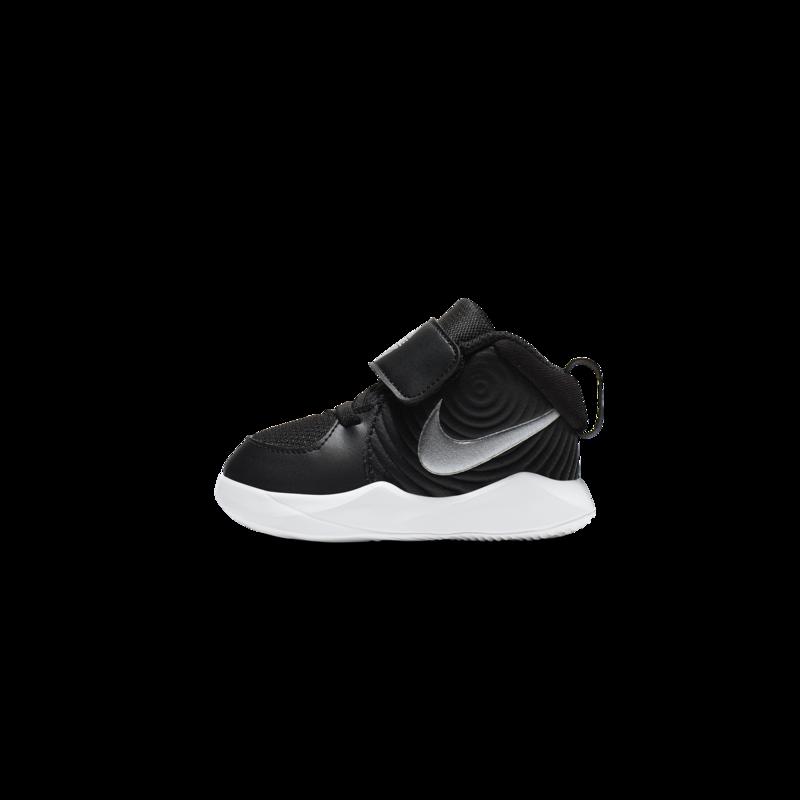 Nike Nike Team Hustle D9 TD 'Black/Metallic Silver' AQ4226 001