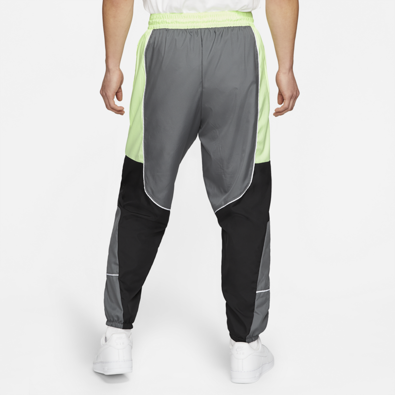 Nike Nike Throwback Track Pant Highlighter Green/Cobalt Grey CV1914 084