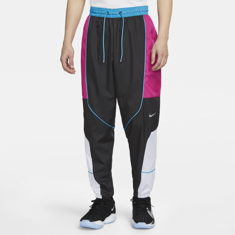 Nike Nike Throwback Pant Highlighter Pink/Blue/Black CV1914 615