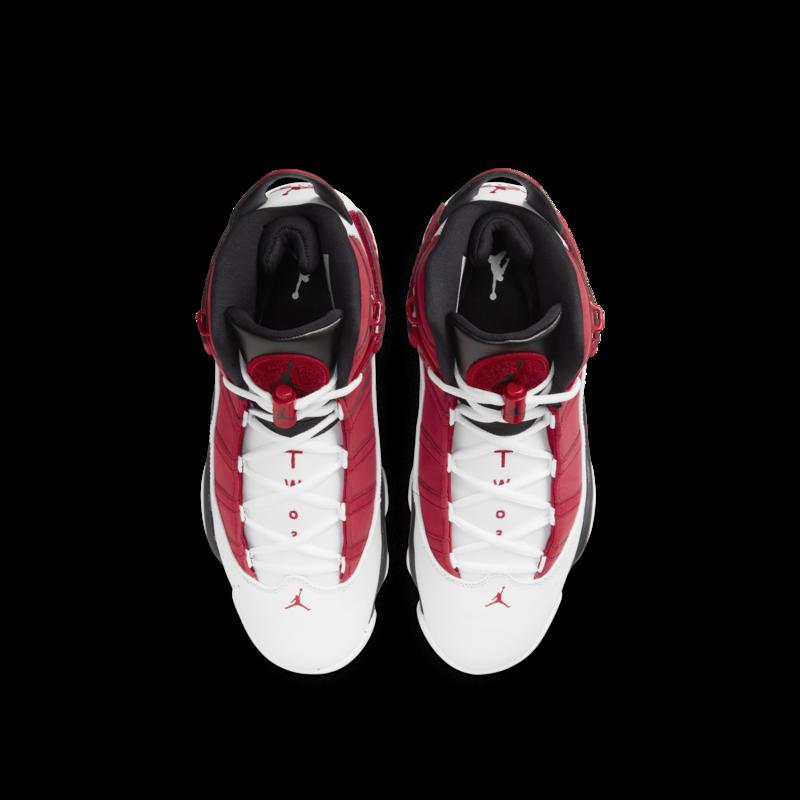 Air Jordan Air Jordan 6 Rings White/Black/Carmine 322992 106