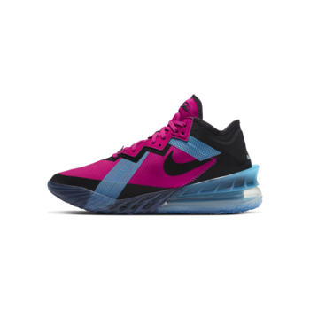 Nike Nike Men's  LeBron XVIII Low 'Neon Lights' CV7562 600