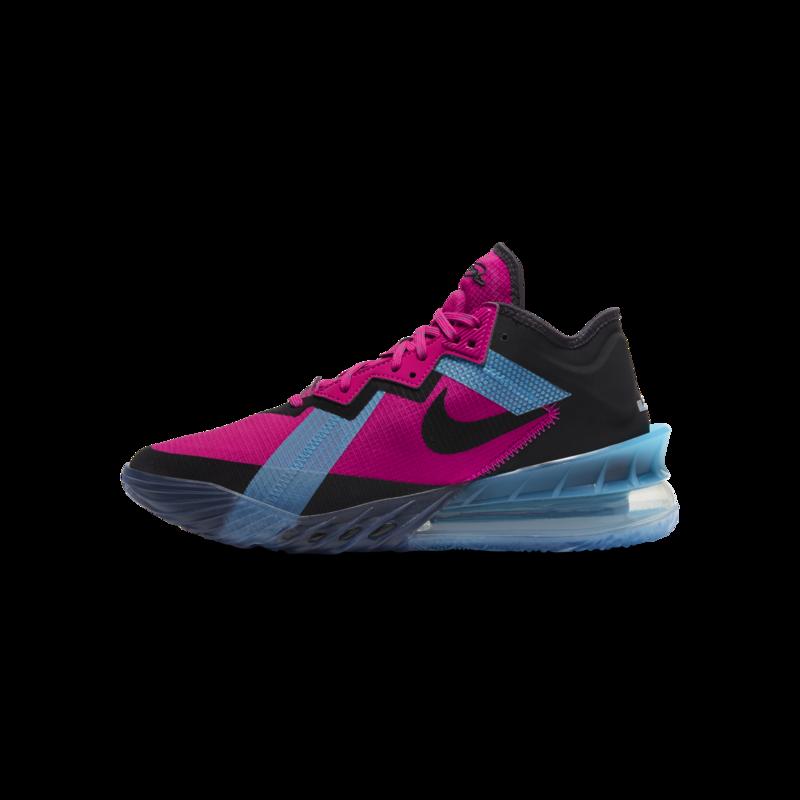 Nike Nike Men's  LeBron XVIII Low 'Neon Lights' CV7562 600