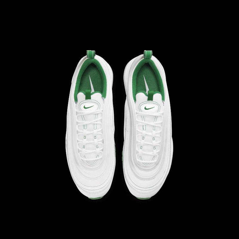 Nike Nike Men's Air Max 97 White/Pine Green DH0271 100