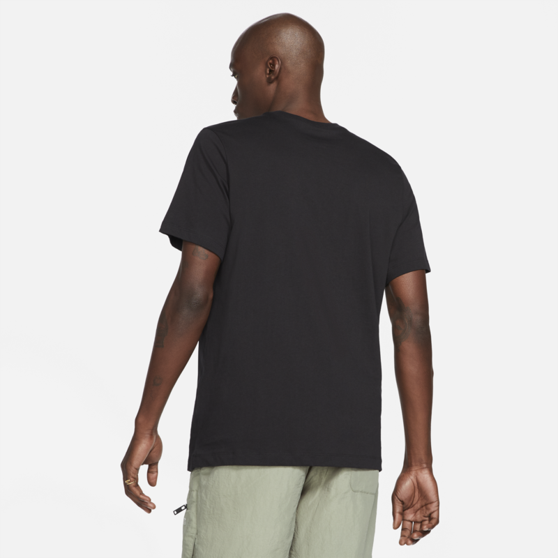Air Jordan Air Jordan Men's Do You Know Tee 'Black' DD5253 010