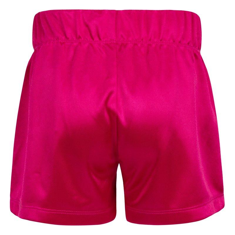 Nike Nike Girls Dazzle Shorts Fireberry 36H384 A0I