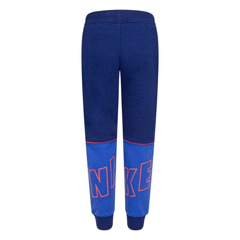 Nike Nike Boys Glow Color Blocked Pants Blue Void 86H359 U9J