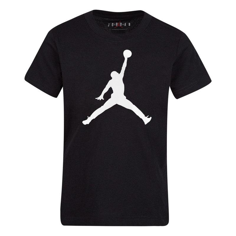 Air Jordan Air Jordan Boys Jumpman Tee Black/White 952423 023